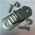 "Hasp Assembly - 3 3/4"" Between Hole Center (Ships from Elkhart, Indiana)"