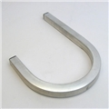 "Aluminum ""J"" Hook for Power Cord"