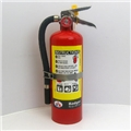 Fire Extinguisher,5lb w/Hose & Bracket