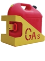 Gas Can Rack, 5-Gallon Can