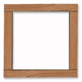 Wood Frame for 14